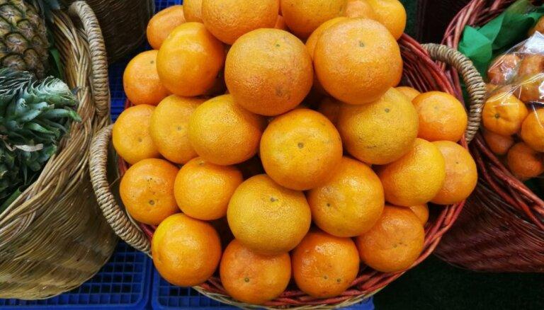 108 apelsīnu rituāls labklājības piesaistīšanai