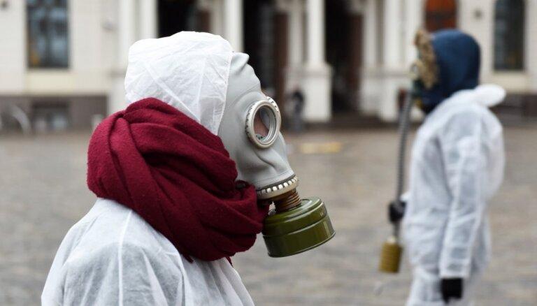Латвийских школьников будут учить, как защититься в случае ядерной атаки