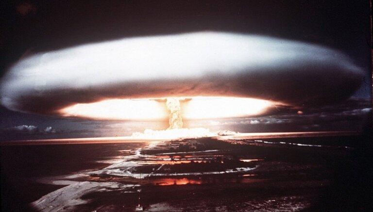 В НАТО обеспокоены атомным оружием России