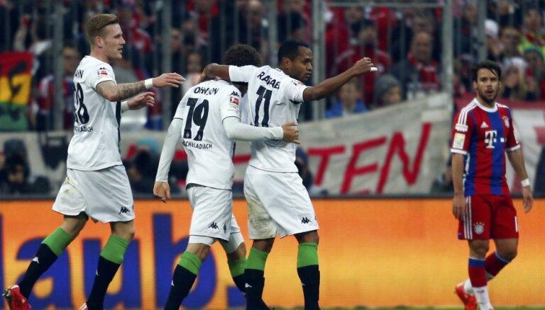 """ВИДЕО: """"Бавария"""" потерпела второе поражение, Нойер пропустил курьезный гол"""