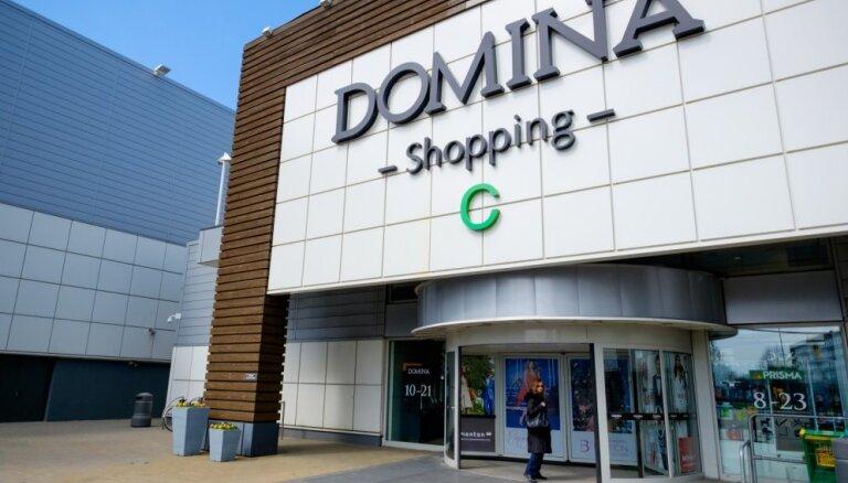 В торговом центре Domina shopping открывают 9 новых магазинов