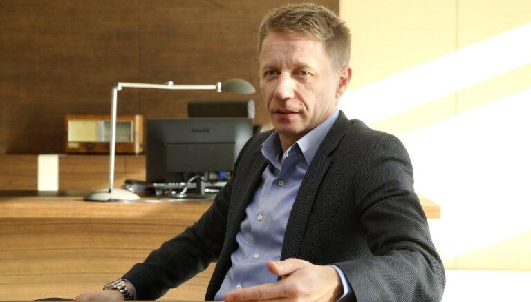 Bankas 'Citadele' vadītājs: 'Moneyval' būtu ļoti jālepojas ar Latvijas paveikto