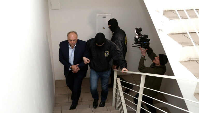 LTV: задержанный по делу Rīgas satiksme Волкинштейн освобожден под залог 100 000 евро