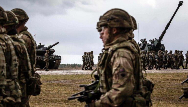 Polijā taps dārgākais NATO militārais objekts kopš Aukstā kara