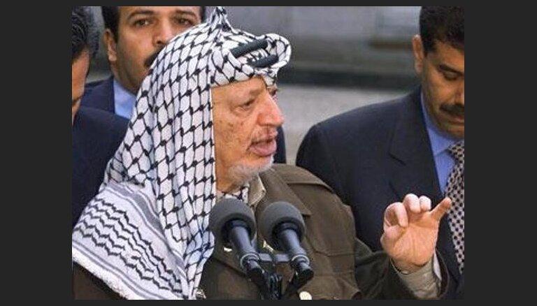 СМИ: палестинский лидер Арафат был отравлен полонием