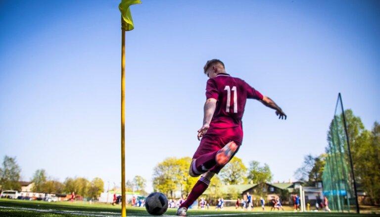 Latvijas U-17 izlases futbolistiem uzvara UEFA Attītstības turnīra noslēgumā