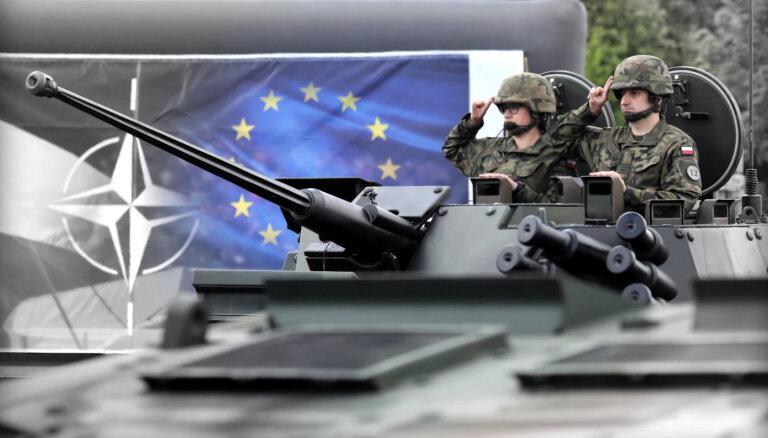НАТО не стало отказываться от учений на время пандемии