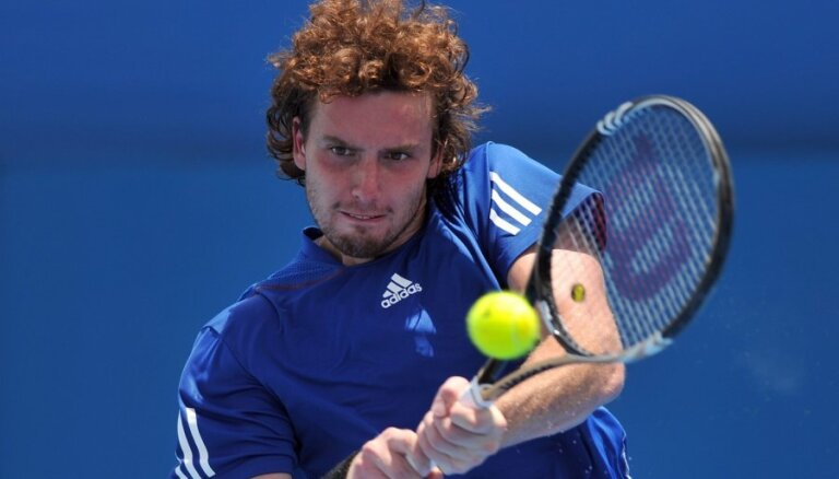 Gulbis otrdien uzsāks 'Australian Open'