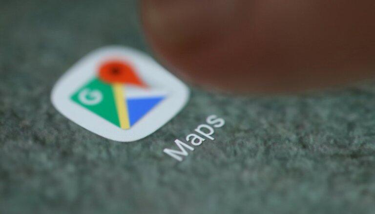 В Google Maps добавили режим дополненной реальности