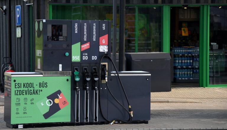 Igauņu 'Olerex' iegādājas degvielas mazumtirgotāju 'Kool Latvija'