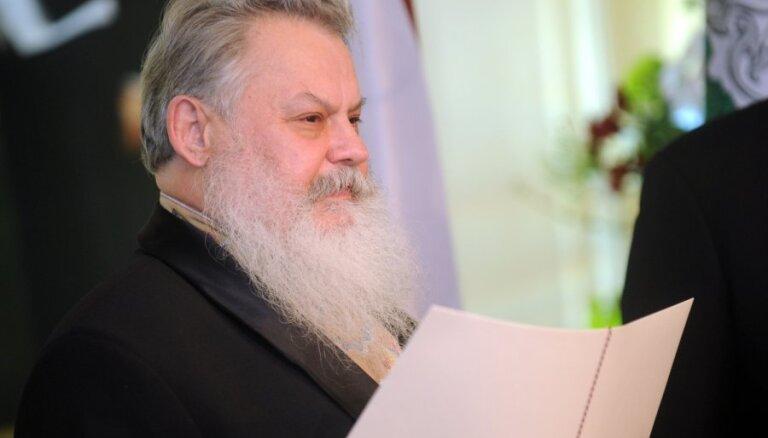 ЦС обсудил с Жилко жизнь верующих в Латвии