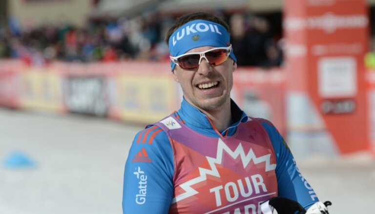 CAS лишил российского биатлониста Устюгова трех олимпийских медалей