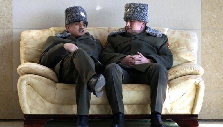 Pēc četru riteņbraucēju bojāejas Tadžikistāna sola izveidot 'tūristu policiju'