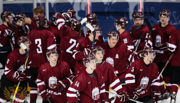 Хоккеисты Латвии не удержали победу и заняли третье место на Кубке Черного моря