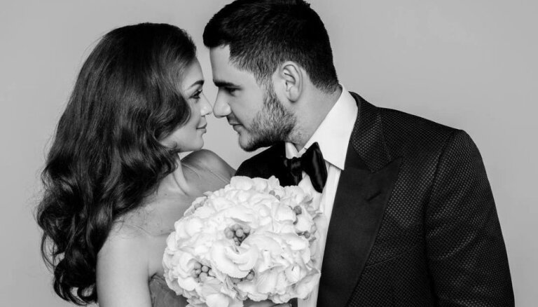 ФОТО: В Москве прогремела еще одна свадьба века