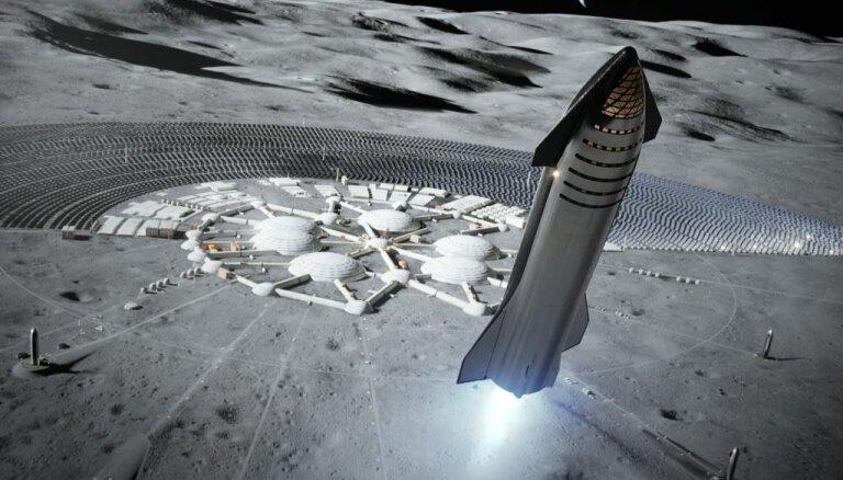 Masks atklāj, kāds būs pilotējamais kuģis Marsa kolonizēšanai