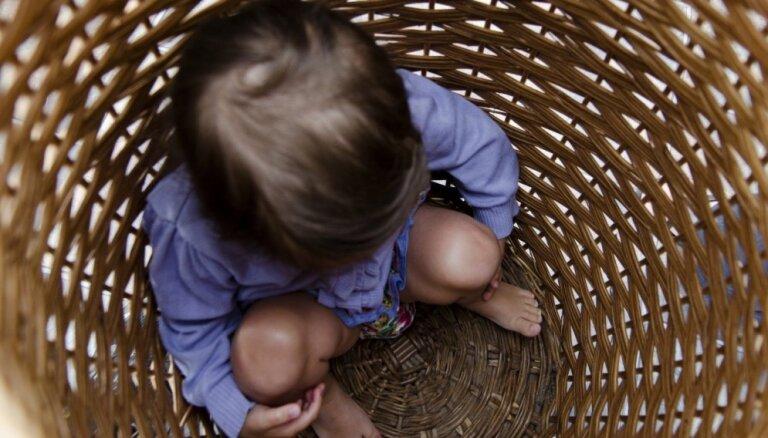 Akcijā aicina ziņot par seksuālās vardarbības gadījumiem pret bērniem