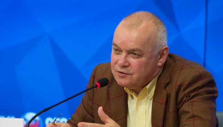 В Германии из-за интервью Дмитрия Киселева осужден его племянник