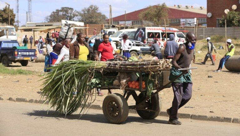 Zimbabvē degvielas cenas pieaug par 150%