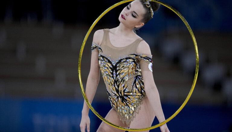 """Потеря — не совсем потеря. Латвийская судья прокомментировала """"серебро"""" российских гимнасток в Токио"""