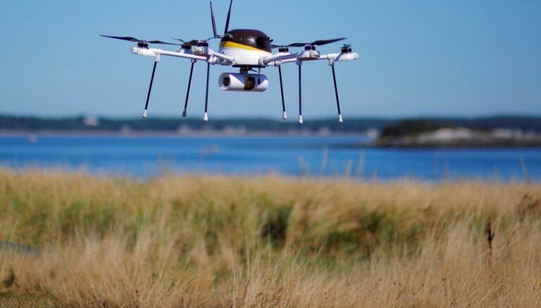 SM plāno maijā izveidot darba grupu dronu aprites regulēšanas likuma izstrādei