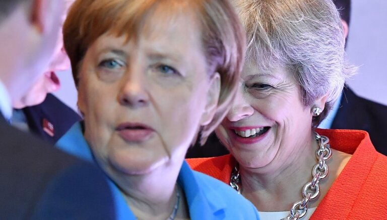 Меркель публично оскорбила Мэй на саммите в Зальцбурге