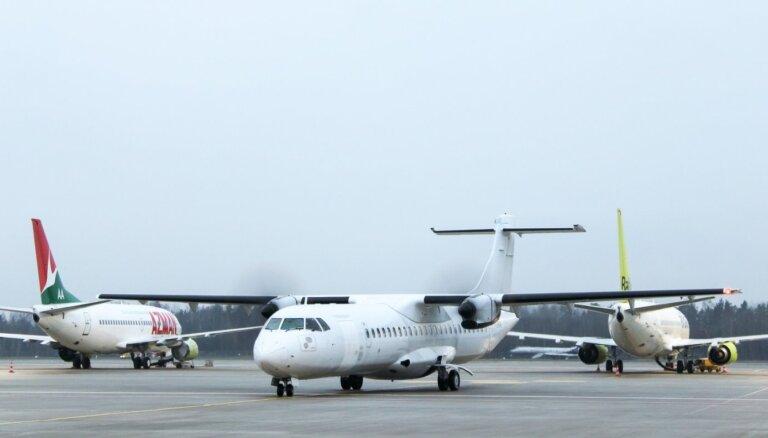 Foto: Trešā lielākā Latvijas aviokompānija iegādājusies kravas lidmašīnu