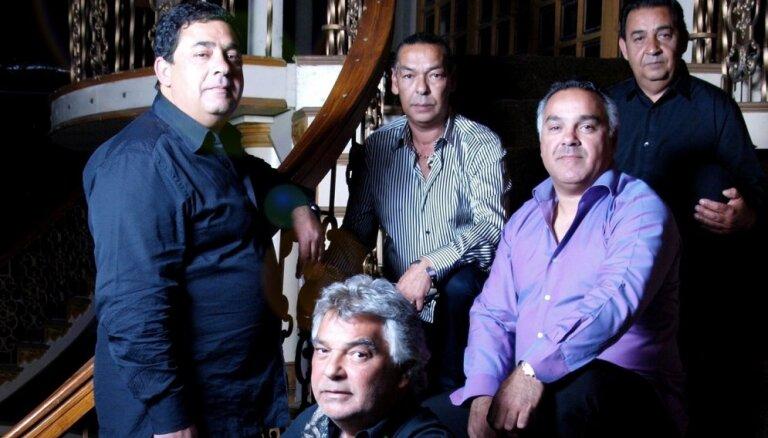 Gipsy Kings сожгут в Юрмале 15 гитар