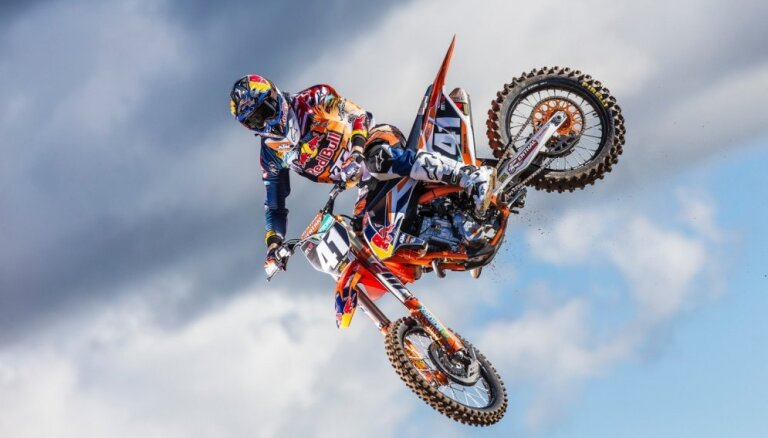 Jonass pasaules čempionāta Nīderlandes posma kvalifikācijā izcīna piekto vietu