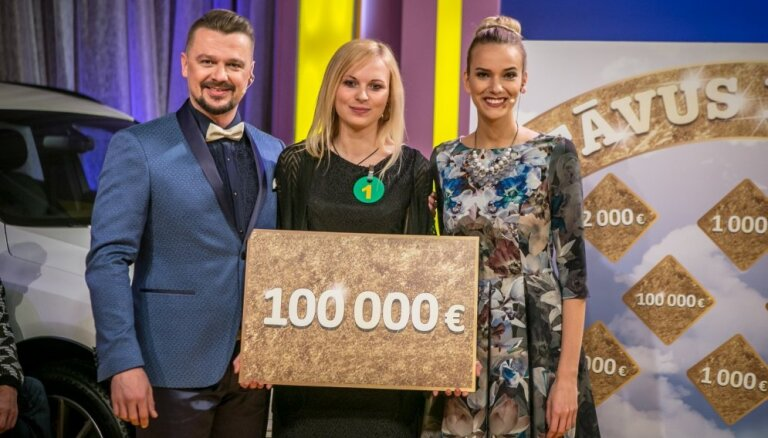 'Latvijas Loto' izlozē laimēts kārtējais milzu laimests