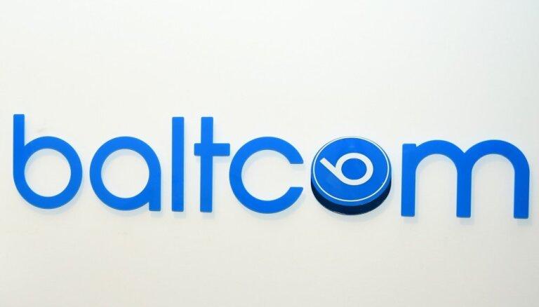 Убытки Baltcom снизились до 4,65 млн евро