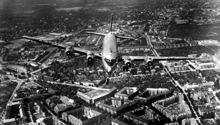 Небесный конвейер. Как западные союзники и жители послевоенного Берлина преодолели советскую блокаду