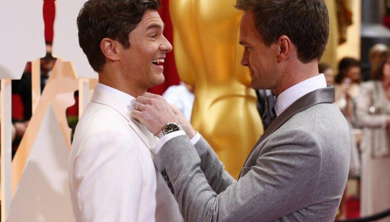 Laulības, bērni un slavas nasta: slaveni geju un lesbiešu pāri
