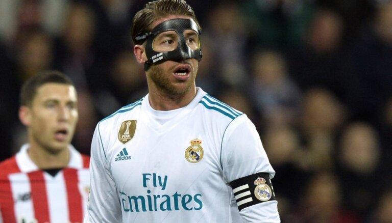 Ramoss sasniedz Spānijas čempionāta rekordu un palīdz 'Real' apsteigt konkurenti 'Barcelona'