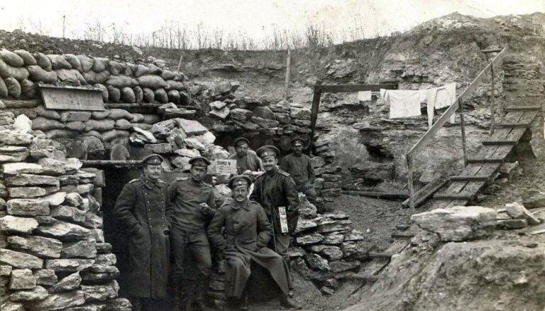Zaķusalā rekonstruēs Latvijas brīvības cīņu kauju