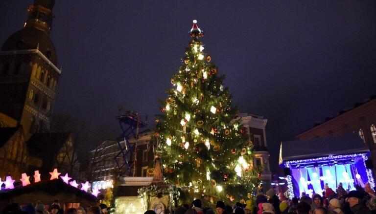 Iedzīvotāji aicināti apmeklēt vairākus Ziemassvētku koncertus Rīgā