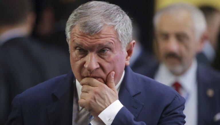 """Руководитель """"Роснефти"""": низкие цены на нефть - это надолго"""