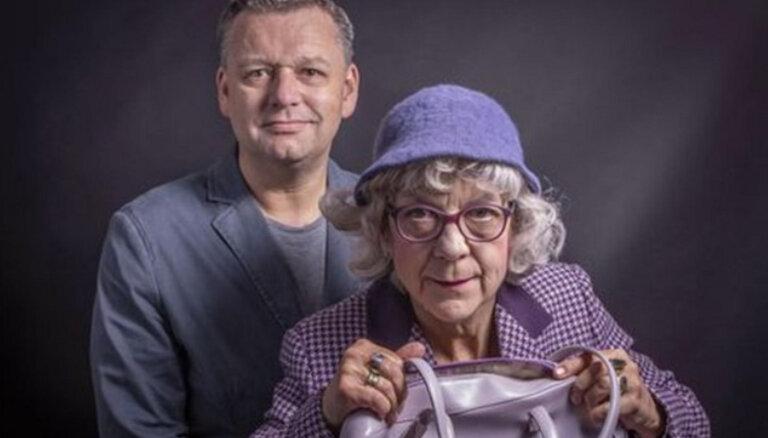 Культовая бабушка. Как в Германии фиктивная старушка стала популярным феноменом