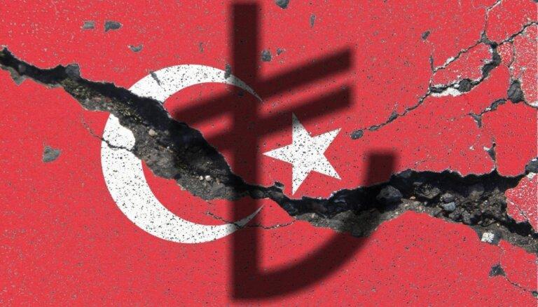 EK neredz pamatu atsākt iestāšanās sarunas ar Turciju