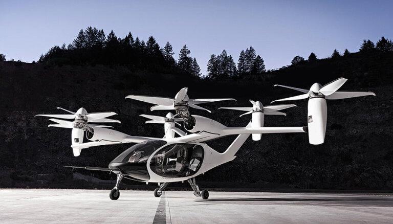 Toyota инвестирует сотни миллионов долларов в разработку летающего транспорта