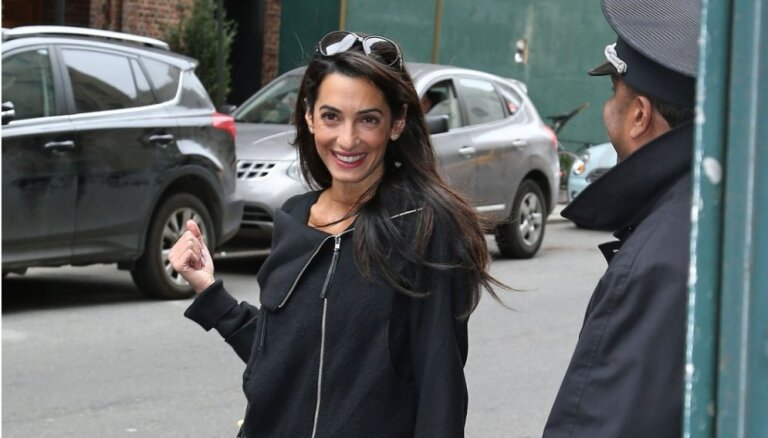 Супруга Джорджа Клуни вошла в список самых влиятельных лондонцев