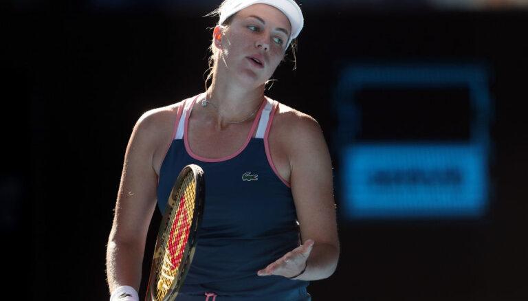 На Australian Open завершила выступления последняя из россиянок