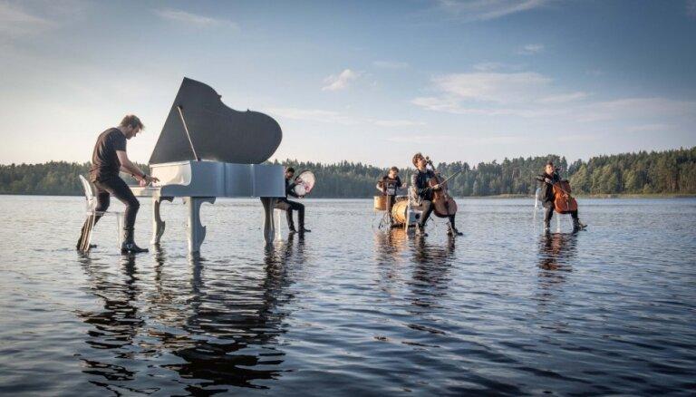 Noskaties! 'Dagamba' publicē videoklipu jaunam skaņdarbam – 'Black Swan'