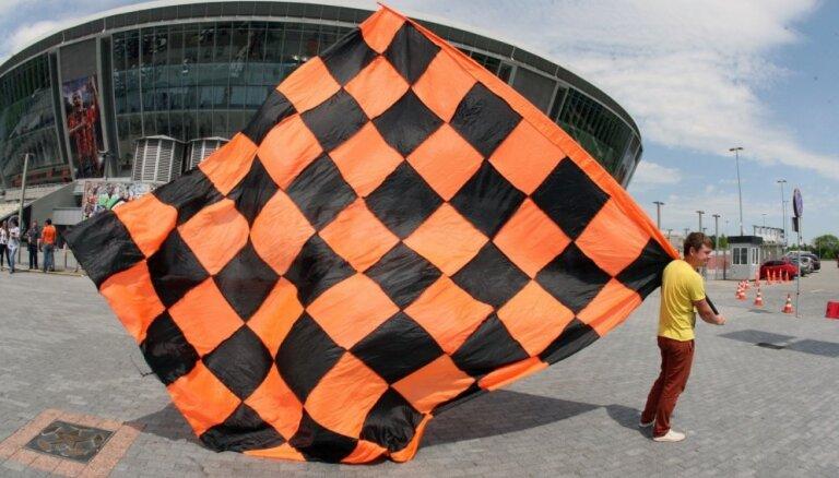 Doņeckas 'Šahtar' – augstākā līmeņa futbols trimdā