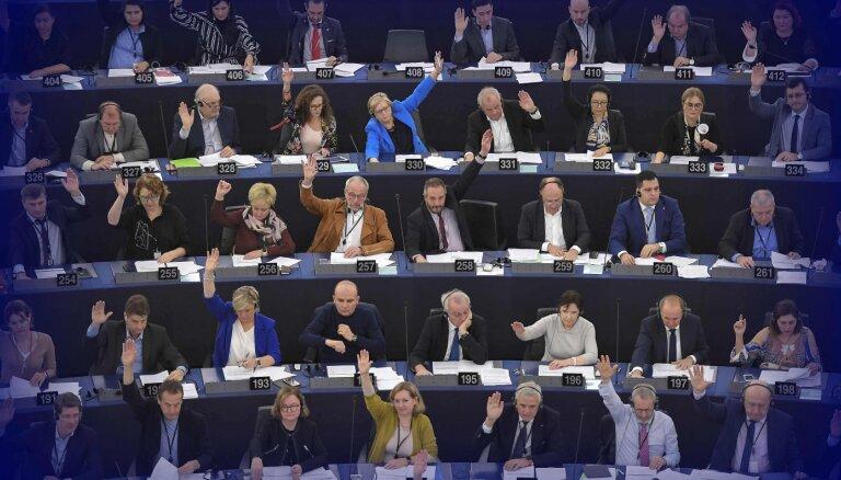 Pieci svarīgi EP šīs nedēļas balsojumi, kas ietekmēs ikvienu