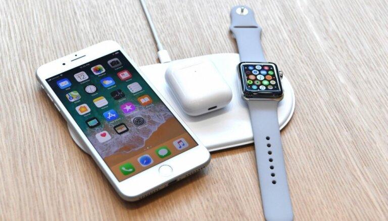 'Apple' pirms gada prezentēto 'AirPower' paklusām 'paslaucījis zem paklāja'