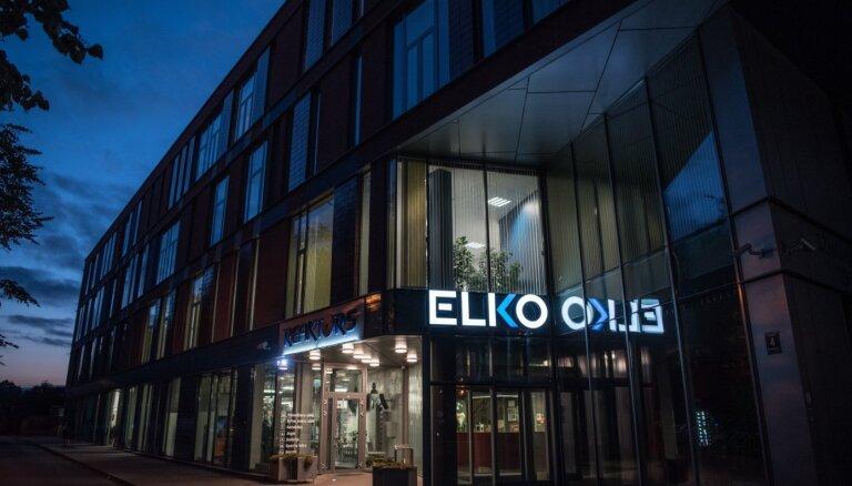 'Elko Grupas' konsolidētā peļņa pieaugusi līdz 30,23 miljoniem eiro