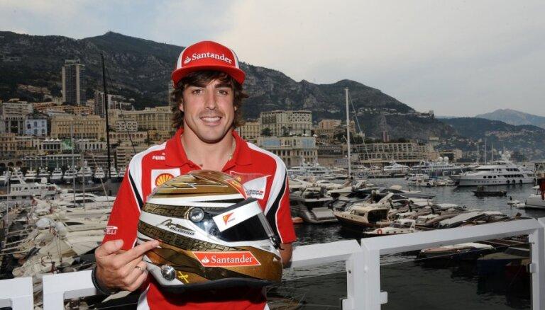 Alonso pārsteigts, ka izcīnītā vieta Ungārijas 'Grand Prix' ļāvusi palielināt pārsvaru kopvērtējumā