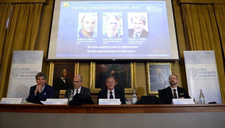 Нобеля по экономике получили американские ученые