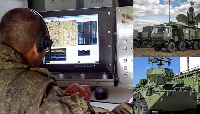 Krievijas EW spējas: Konflikta gadījumā NATO nevar paļauties uz informācijas pārākumu, pauž eksperts